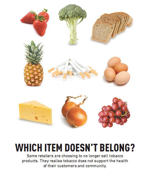 item doesn't belong